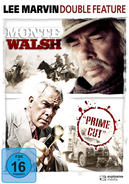 Lee Marvin Double Feature (Prime Cut & Monte Walsh) (2 DVDs)