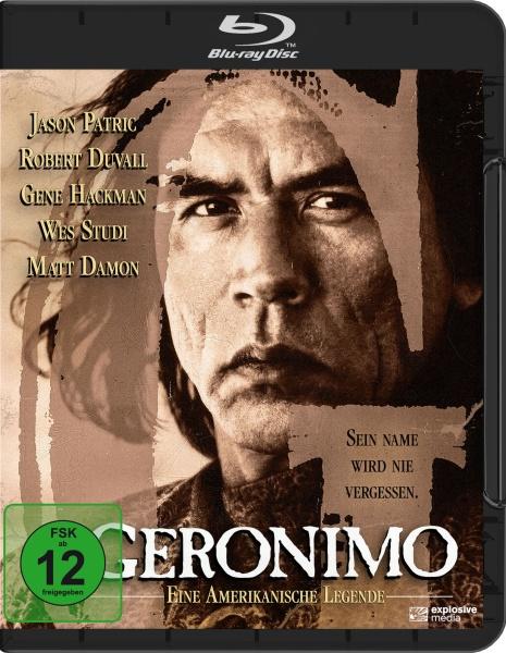 Geronimo - Eine amerikanische Legende (Blu-ray)