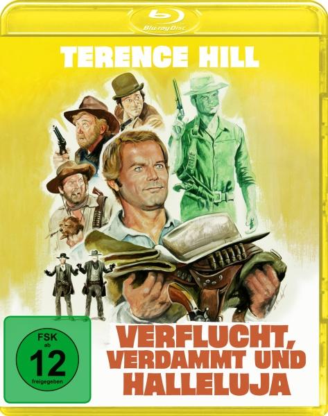 Verflucht, verdammt und Halleluja (Remastered) (Blu-ray)