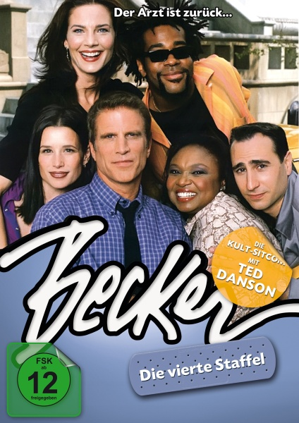 Becker - Staffel 4 (3 DVDs)