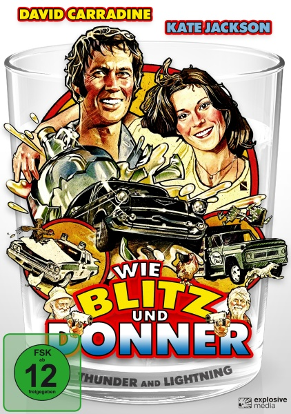 Wie Blitz und Donner (Thunder and Lightning) (DVD)