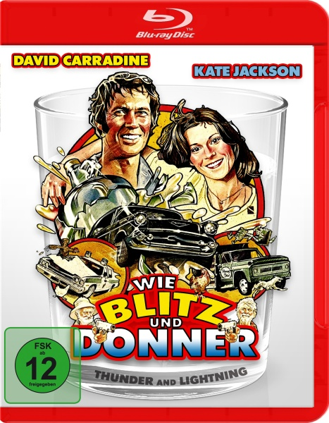 Wie Blitz und Donner (Thunder and Lightning) (Blu-ray)