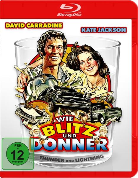 Wie Blitz und Donner (Thunder and Lightning) (Blu-ray)