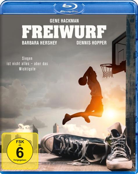 Freiwurf (Blu-ray)