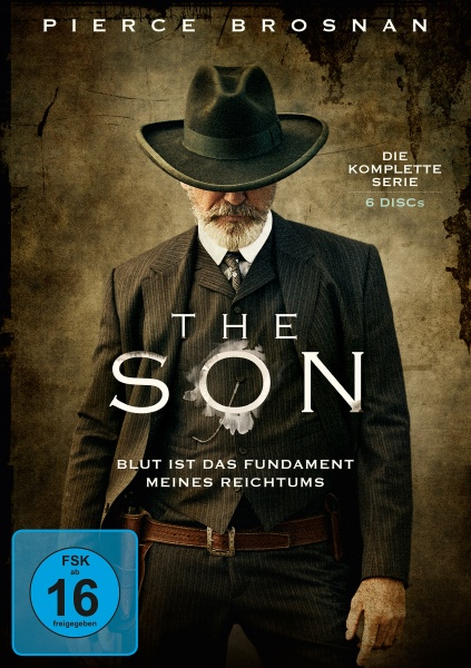 The Son - Staffel 1+2 Gesamtbox (6 DVDs)