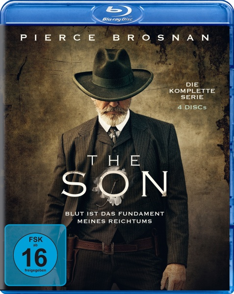 The Son - Staffel 1+2 Gesamtbox (4 Blu-rays)