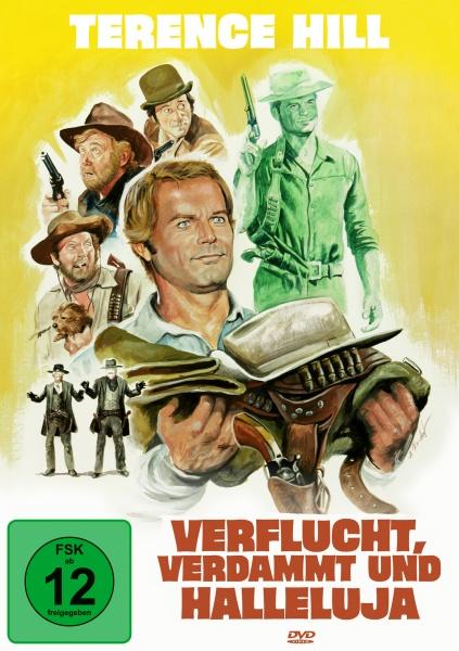 Verflucht, verdammt und Halleluja (Neu) (DVD)