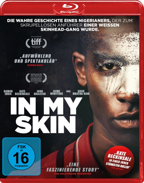 In my Skin (Blu-ray)