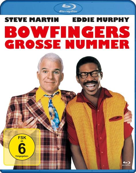 Bowfingers große Nummer (Blu-ray)