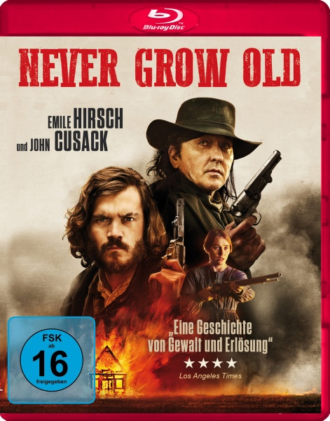 Never Grow Old (Blu-ray)