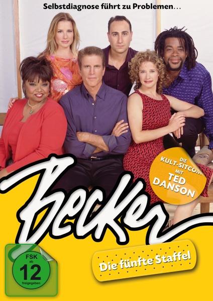 Becker - Staffel 5 (3 DVDs)