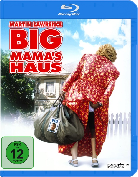 Big Mamas Haus (Blu-ray)