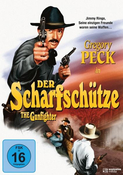 Der Scharfschütze (The Gunfighter) (DVD)