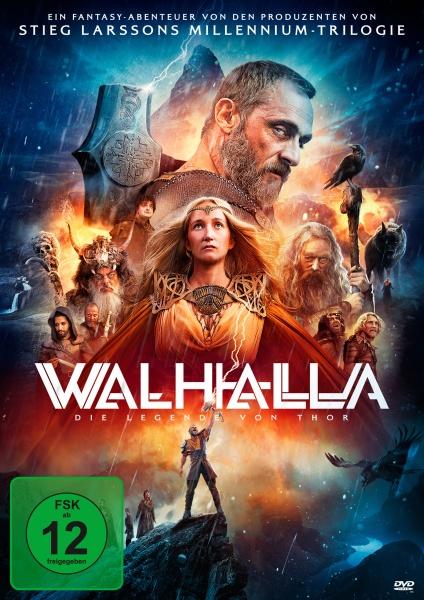 Walhalla - Die Legende von Thor (DVD)