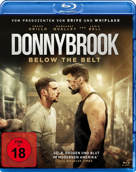 Donnybrook - Below the Belt (Blu-ray)