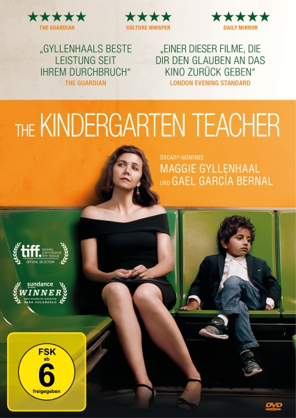 The Kindergarten Teacher (DVD)