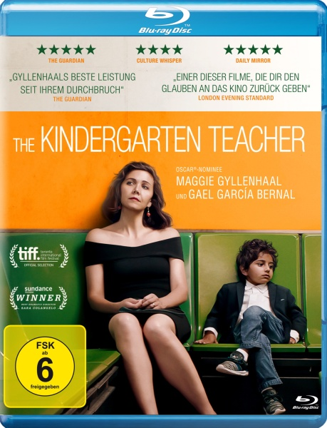 The Kindergarten Teacher (Blu-ray)