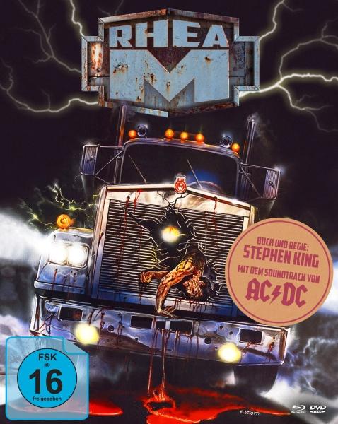 Stephen Kings Rhea M... Es begann ohne Warnung (Mediabook B, 2 Blu-rays + 1 DVD)