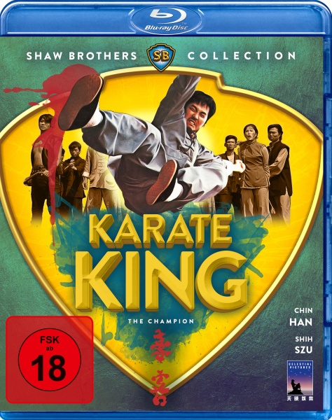 Karate King (Shaw Brothers Collection) (Blu-ray)