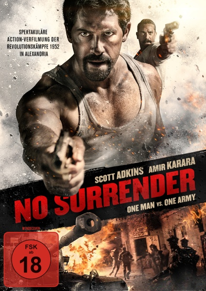 No Surrender - One Man vs. One Army (DVD)