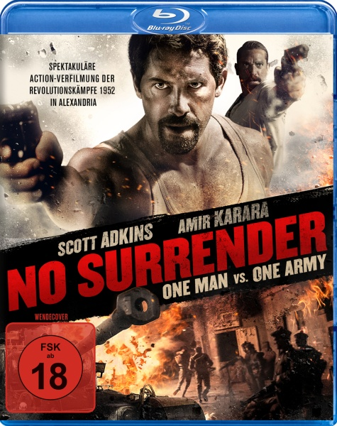 No Surrender - One Man vs. One Army (Blu-ray)