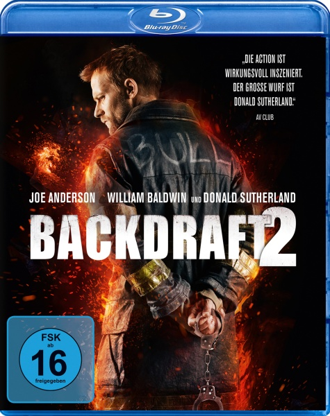 Backdraft 2 (Blu-ray)