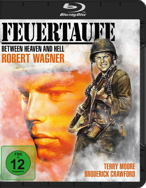 Feuertaufe (Between Heaven and Hell) (Blu-ray)