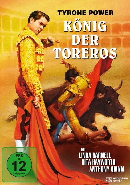 König der Toreros (Blood and Sand) (DVD)