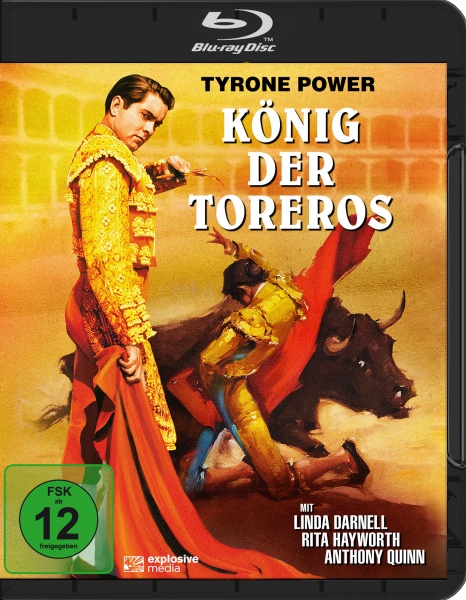 König der Toreros (Blood and Sand) (Blu-ray)