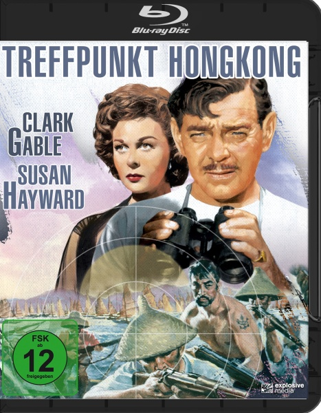 Treffpunkt Hongkong (Soldier of Fortune) (Blu-ray)