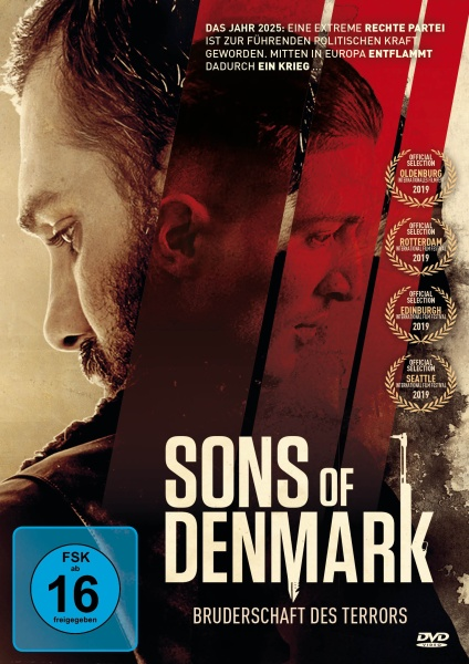 Sons of Denmark - Bruderschaft des Terrors (DVD)