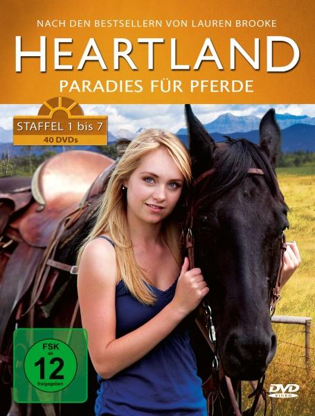 Heartland - Die ersten sieben Staffeln (40 DVDs)