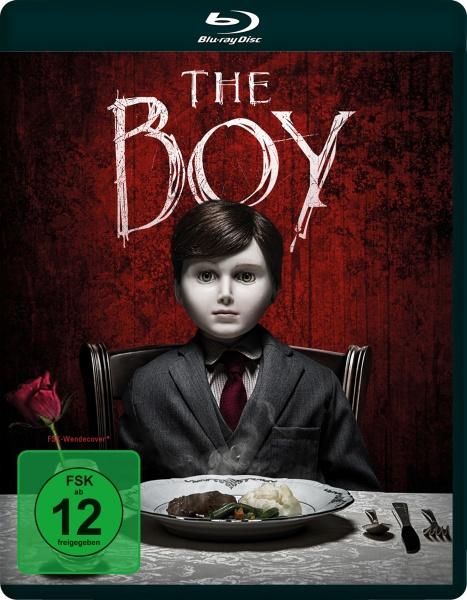 The Boy (Neuauflage) (Blu-ray)