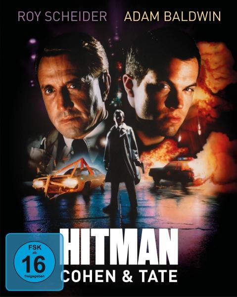 Hitman - Cohen & Tate (Mediabook B, Blu-ray + DVD)