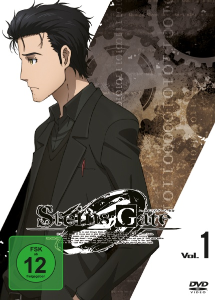 Steins;Gate 0 Vol. 1 (2 DVDs)