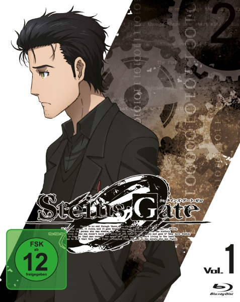 Steins;Gate 0 Vol. 1 (Blu-ray)