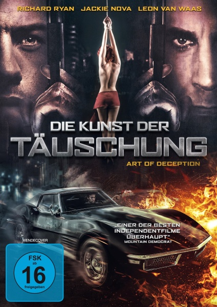 Die Kunst der Täuschung - Art of Deception (DVD)
