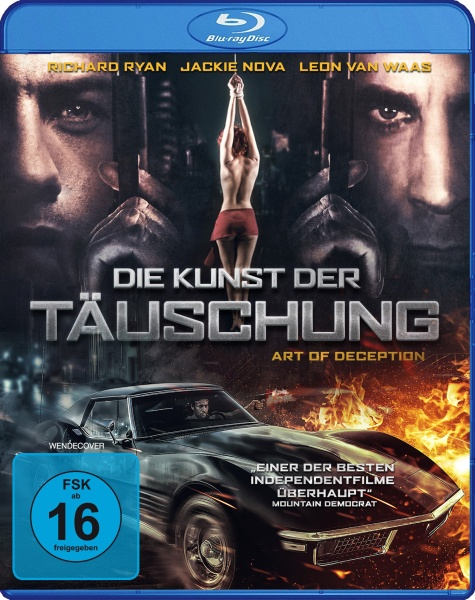 Die Kunst der Täuschung - Art of Deception (Blu-ray)