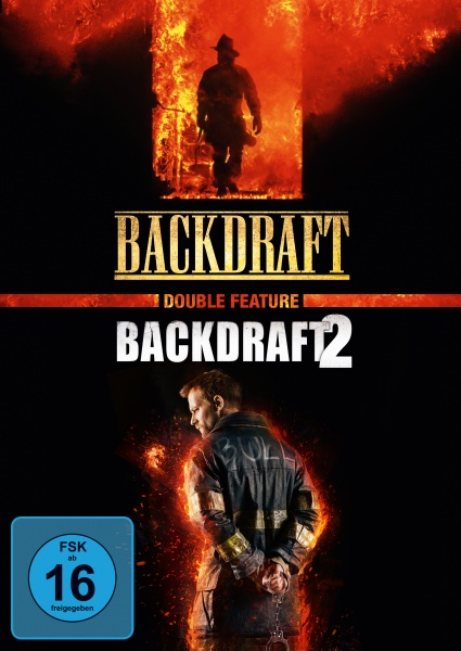 Backdraft Double Feature (2 DVDs)