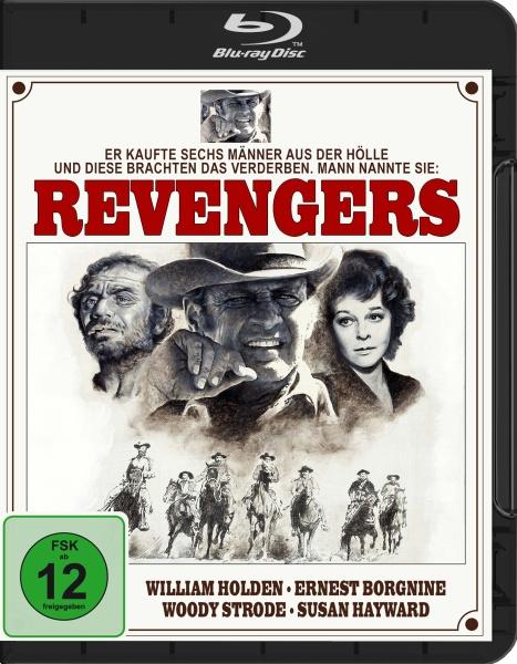 Revengers (The Revengers) (Blu-ray)