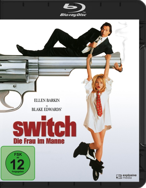 Switch - Die Frau im Manne (Switch) (Blu-ray)