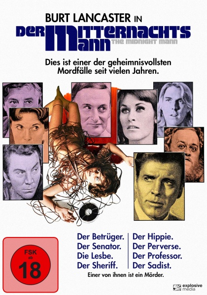 Der Mitternachtsmann (The Midnight Man) (DVD)