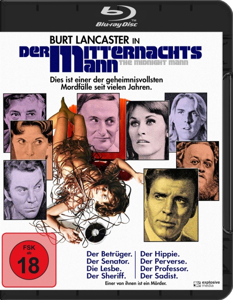 Der Mitternachtsmann (The Midnight Man) (Blu-ray)
