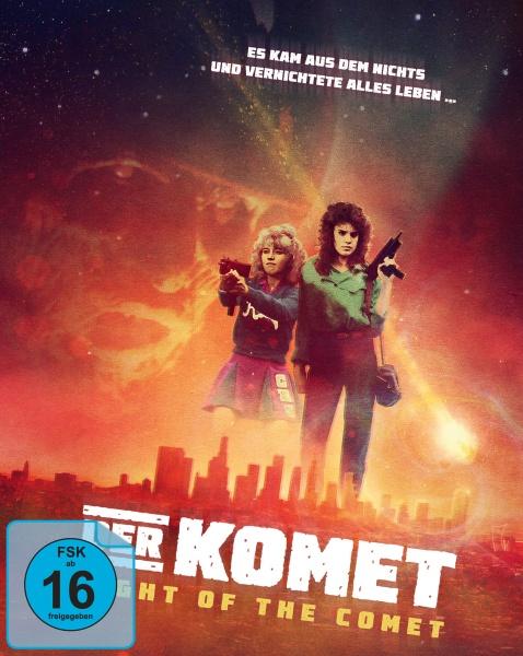 Der Komet (Mediabook A, Blu-ray + DVD)