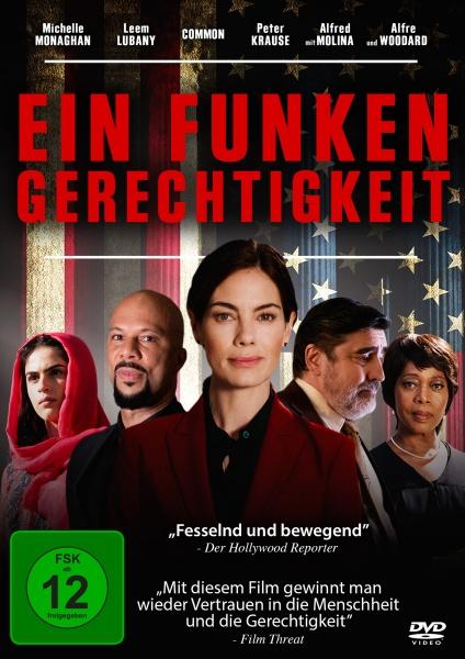 Ein Funken Gerechtigkeit (DVD)