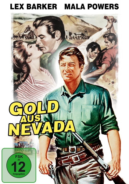 Gold aus Nevada (Yellow Mountain) (DVD)