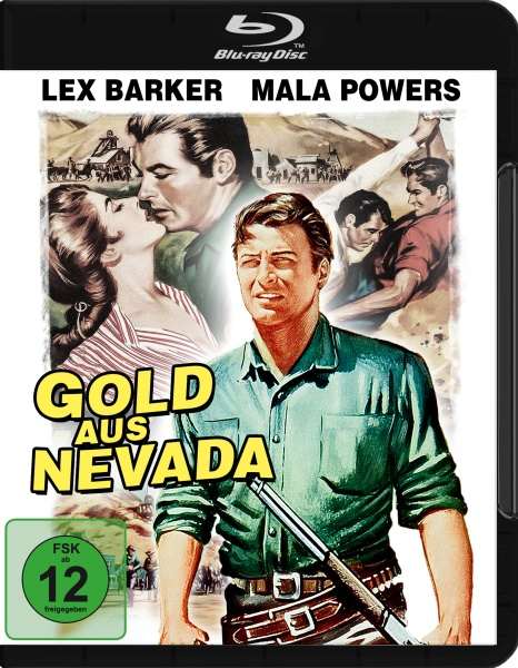 Gold aus Nevada (Yellow Mountain) (Blu-ray)