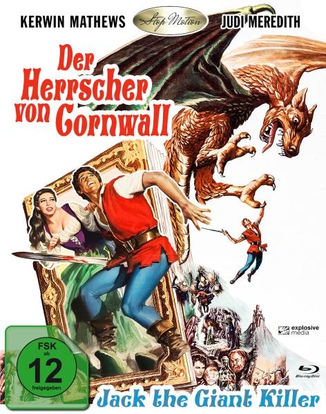 Der Herrscher von Cornwall (Jack the Giant Killer) (Blu-ray)