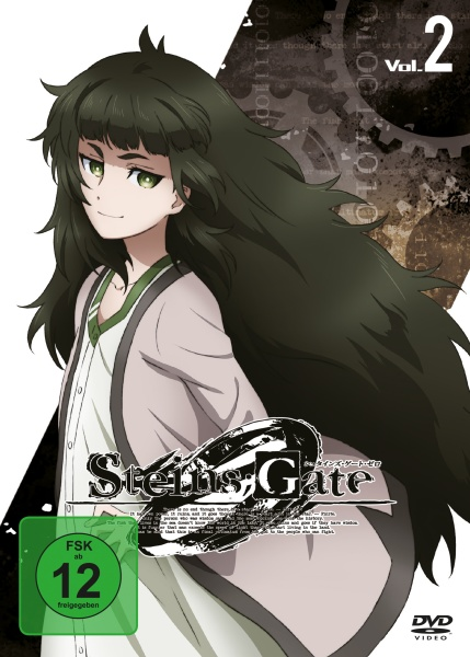 Steins;Gate 0 Vol. 2 (2 DVDs)