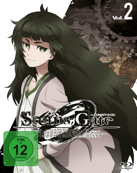 Steins;Gate 0 Vol. 2 (Blu-ray)